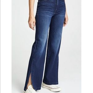 Mother the hustler sidewinder jeans.